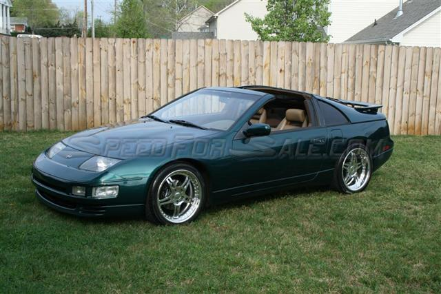 1995 nissan 300zx twin turbo performance and road test. Black Bedroom Furniture Sets. Home Design Ideas