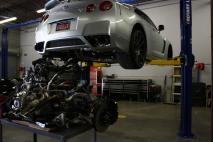 GT-R engine getting ready for 4.1L stroker build