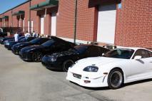 GT-Rs and Supras