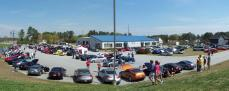 Panoramic picture of Saturday's Z/G show