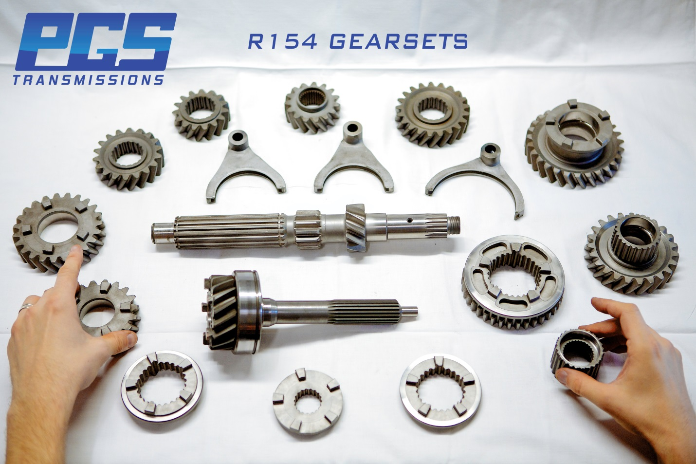 PGS Transmissions Toyota R154 Gearsets